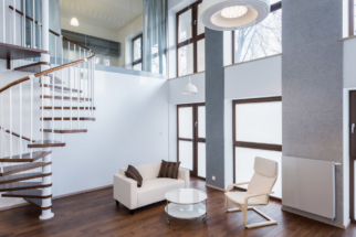 stairs-in-living-room-in-contemporary-mansion-PUD5LAY